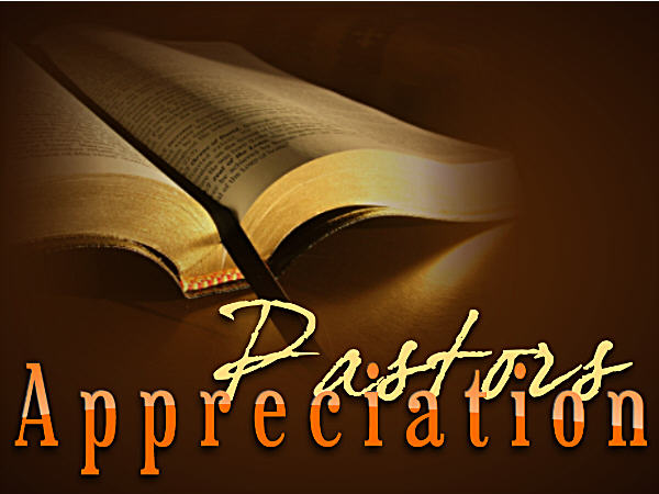 is pastor appreciation month a good idea wisdomforlife